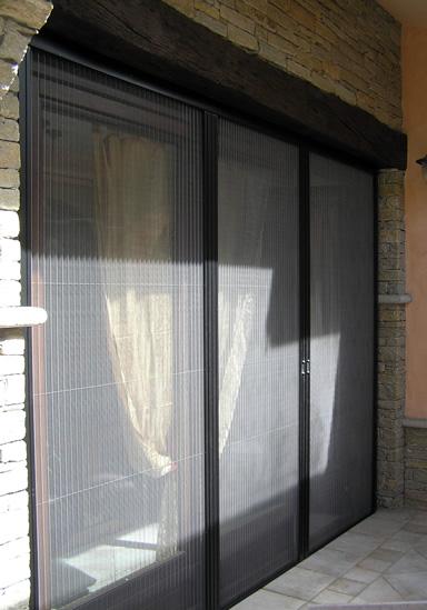 Zanzariere a pliss senza barriere zanzariera striscia - Amazon zanzariere per finestre ...